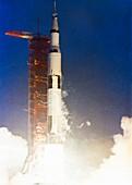 Apollo 12 launch, 1969