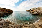 Rocky coast, Mallorca, Spain