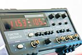 Electronic test equipment