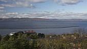 Lake Champlain, USA, time-lapse footage