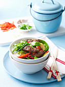 Stir-Fried Mongolian Lamb