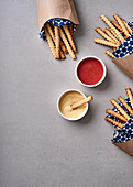 French-fry cookies