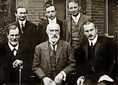 Freud and Jung in the USA, 1909