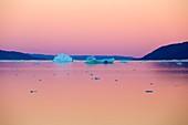 Ataa, Disko Bay, Greenland