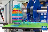 3D printing error