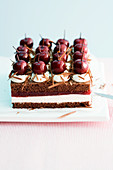 Mini Black Forest Gateau