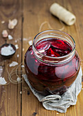 Pickled beetroot