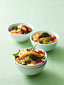 Sweet and Sour Vegetable Stir Fry