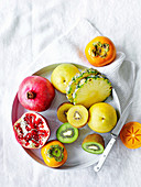 Sensational winter fruits