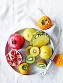 Sensational winter fruits