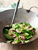 Thai Coconut and Coriander Pork