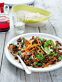 Hoisin Beef with Noodles