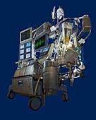 HLM gross N75_3305 - Herz-Lungen-Maschine
