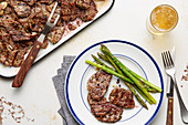 Grilled Rosemary Pork Tenderloin