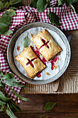 Redcurrant Hand Pies