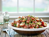 Potato Salad With Dijon Vinaigrette