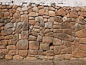 Inca ruins, Urco, Peru