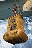 Military observation basket
