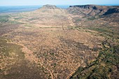 Waterberg mountain range, South Africa