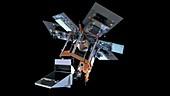 Sentinel-5P satellite, artwork