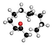 Methyl nonyl ketone insect repellent molecule
