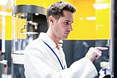 Nanofibre laboratory