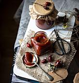 Rosehip marmelade