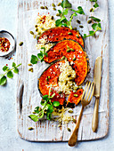 Five-Spice Roasted Pumpkin Salad