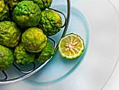 Kaffir limes from Thailand