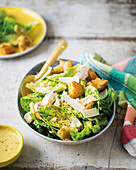 Caesar salad with a twist