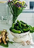 Picle cucumber set