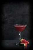 Watermelon Daiquiri cocktail