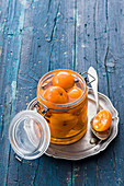 Preserved clementines