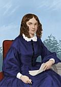 Elizabeth Browning, English poet