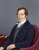 Joseph Gay-Lussac, French physical chemist