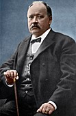 Svante Arrhenius, Swedish chemist