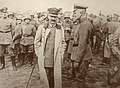 General Ludendorff and Baron von Richthofen, circa 1918