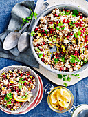Quinoa and Cauliflower Couscous