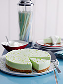 Key lime pie (lime dessert, USA)