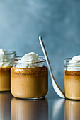 American butterscotch cream