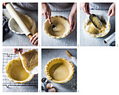 Making Shortcrust pastry