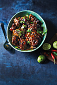 Asian-style oxtail