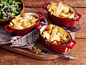 Mexican Bean Hot Pots