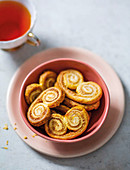 Palmier (puff pastry)