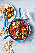 Mexican-style fish stew