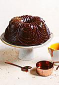 Drunken Jamaican ginger cake