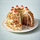 Frankfurter-Kranz-Poke-Cake