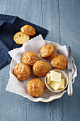 Buttermilk and cheese scones