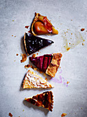 Five tarte varieties