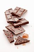 Chocolate with Himalayan salt